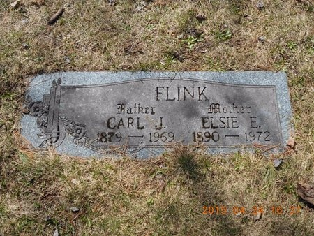 FLINK, CARL J. - Marquette County, Michigan | CARL J. FLINK - Michigan Gravestone Photos
