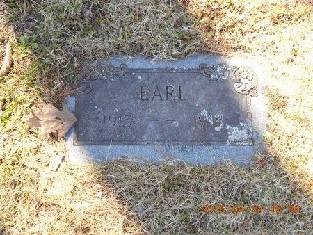 FLINK, EARL - Marquette County, Michigan | EARL FLINK - Michigan Gravestone Photos