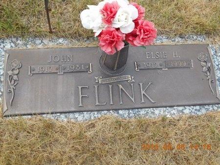 FLINK, JOHN - Marquette County, Michigan | JOHN FLINK - Michigan Gravestone Photos