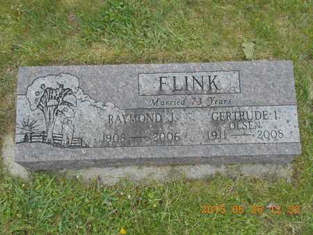 FLINK, GERTRUDE I. - Marquette County, Michigan | GERTRUDE I. FLINK - Michigan Gravestone Photos