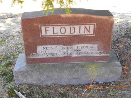 FLODIN, HELEN M. - Marquette County, Michigan | HELEN M. FLODIN - Michigan Gravestone Photos