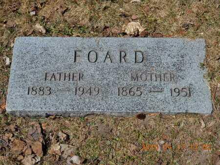 FOARD, FATHER - Marquette County, Michigan | FATHER FOARD - Michigan Gravestone Photos
