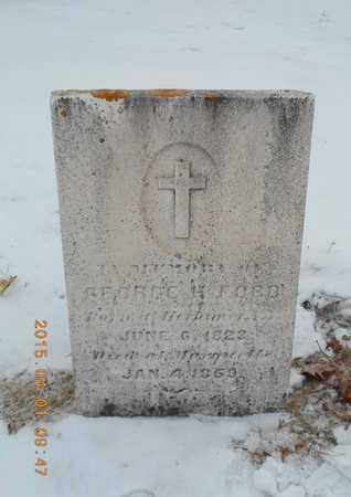 FORD, GEORGE H. - Marquette County, Michigan | GEORGE H. FORD - Michigan Gravestone Photos