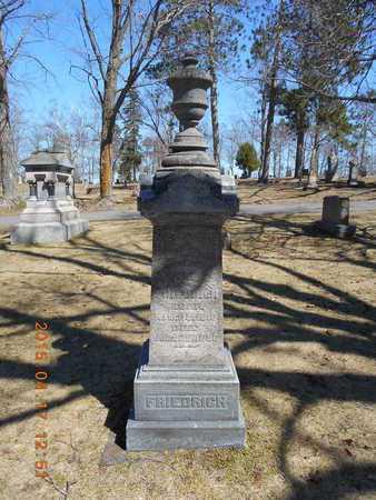 FRIEDRICH, FAMILY - Marquette County, Michigan   FAMILY FRIEDRICH - Michigan Gravestone Photos
