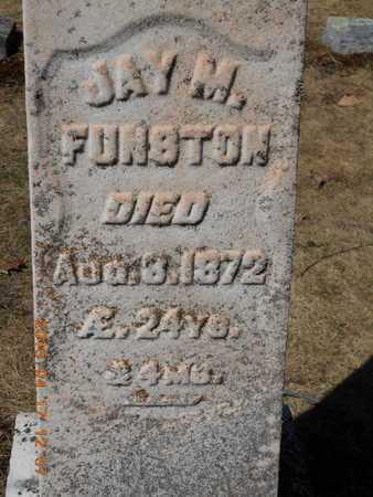 FUNSTON, JAY M. - Marquette County, Michigan   JAY M. FUNSTON - Michigan Gravestone Photos