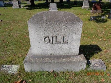 GILL, FAMILY - Marquette County, Michigan | FAMILY GILL - Michigan Gravestone Photos