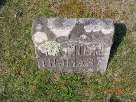 GILL, THOMAS F. - Marquette County, Michigan | THOMAS F. GILL - Michigan Gravestone Photos