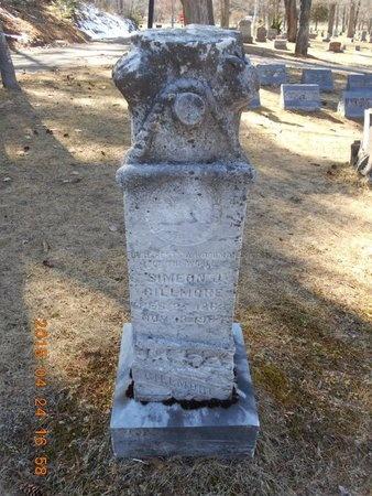 GILLMORE, SIMEON J. - Marquette County, Michigan | SIMEON J. GILLMORE - Michigan Gravestone Photos