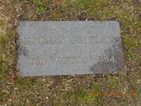 GINGRASS, MORGAN - Marquette County, Michigan | MORGAN GINGRASS - Michigan Gravestone Photos