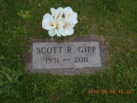 GIPP, SCOTT R. - Marquette County, Michigan   SCOTT R. GIPP - Michigan Gravestone Photos