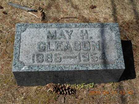 GLEASON, MAY H. - Marquette County, Michigan   MAY H. GLEASON - Michigan Gravestone Photos