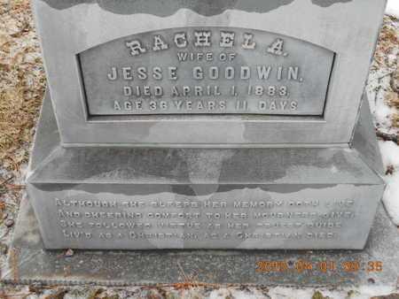 GOODWIN, RACHEL A. - Marquette County, Michigan | RACHEL A. GOODWIN - Michigan Gravestone Photos
