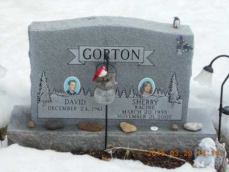 GORTON, SHERRY J. - Marquette County, Michigan | SHERRY J. GORTON - Michigan Gravestone Photos