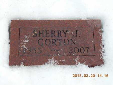 GORTON, SHERRY J. - Marquette County, Michigan | SHERRY J. GORTON - Michigan Gravestone Photos