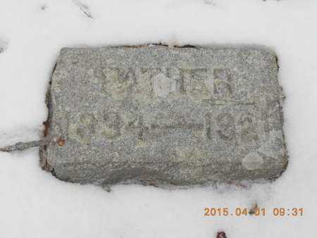 GREGORY, HAMPSON - Marquette County, Michigan | HAMPSON GREGORY - Michigan Gravestone Photos