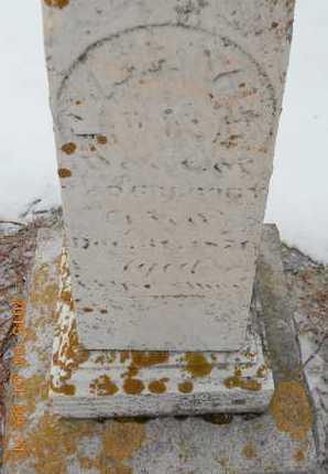 GREGORY, MARY E. - Marquette County, Michigan   MARY E. GREGORY - Michigan Gravestone Photos