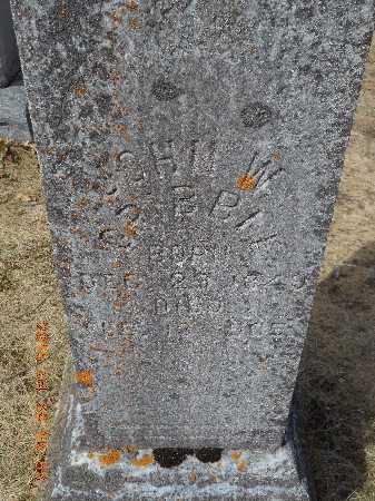 GRIBBLE, JOHN W. - Marquette County, Michigan   JOHN W. GRIBBLE - Michigan Gravestone Photos