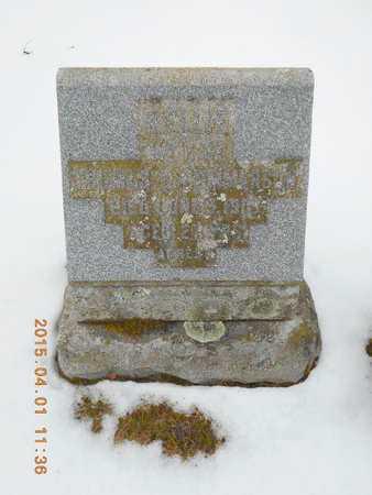 GUMMERSON, SARAH E. - Marquette County, Michigan | SARAH E. GUMMERSON - Michigan Gravestone Photos