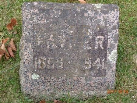GUSTAFSON, ANDREW J. - Marquette County, Michigan | ANDREW J. GUSTAFSON - Michigan Gravestone Photos