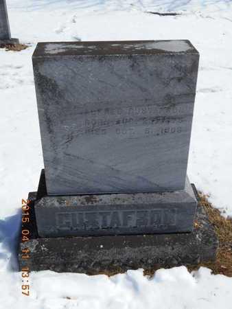 GUSTAFSON, ALFRED - Marquette County, Michigan | ALFRED GUSTAFSON - Michigan Gravestone Photos