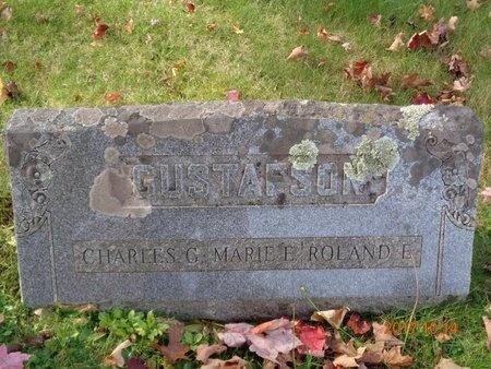 GUSTAFSON, CHARLES G. - Marquette County, Michigan | CHARLES G. GUSTAFSON - Michigan Gravestone Photos