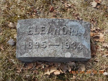 GUSTAFSON, ELEANORA - Marquette County, Michigan   ELEANORA GUSTAFSON - Michigan Gravestone Photos