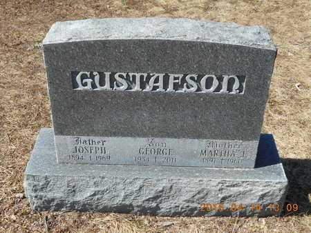 GUSTAFSON, MARTHA J. - Marquette County, Michigan | MARTHA J. GUSTAFSON - Michigan Gravestone Photos