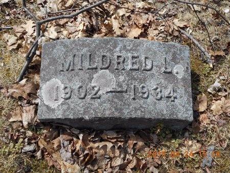 GUSTAFSON, MILDRED L. - Marquette County, Michigan | MILDRED L. GUSTAFSON - Michigan Gravestone Photos