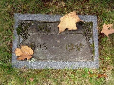 GUSTAFSON, RUTH - Marquette County, Michigan | RUTH GUSTAFSON - Michigan Gravestone Photos