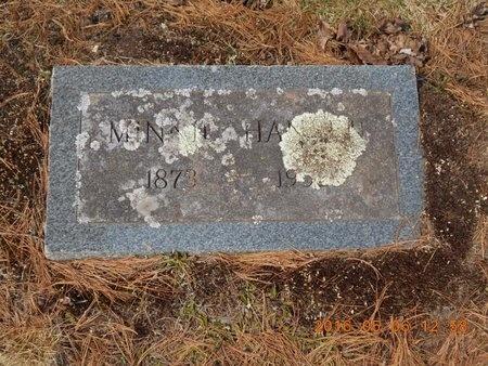 HANSEN, MINNIE - Marquette County, Michigan   MINNIE HANSEN - Michigan Gravestone Photos