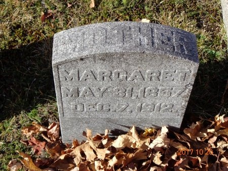 HANSEN, MARGARET - Marquette County, Michigan | MARGARET HANSEN - Michigan Gravestone Photos