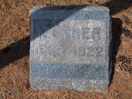 HANSEN, SOFIA - Marquette County, Michigan   SOFIA HANSEN - Michigan Gravestone Photos