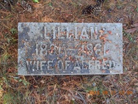 HANSON, LILLIAN - Marquette County, Michigan | LILLIAN HANSON - Michigan Gravestone Photos