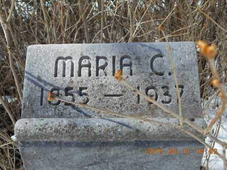 HANSON, MARIA C. - Marquette County, Michigan | MARIA C. HANSON - Michigan Gravestone Photos