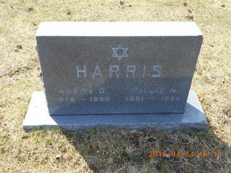 HARRIS, HARRY D. - Marquette County, Michigan | HARRY D. HARRIS - Michigan Gravestone Photos