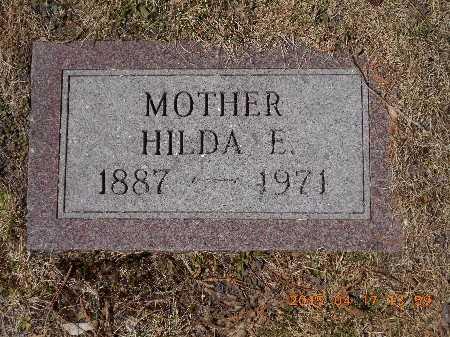 HIRVONEN, HILDA E. - Marquette County, Michigan | HILDA E. HIRVONEN - Michigan Gravestone Photos