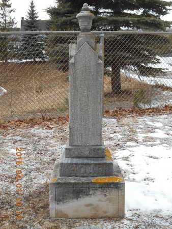 HOAR, FAMILY - Marquette County, Michigan   FAMILY HOAR - Michigan Gravestone Photos