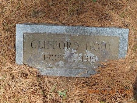 HOID, CLIFFORD - Marquette County, Michigan | CLIFFORD HOID - Michigan Gravestone Photos
