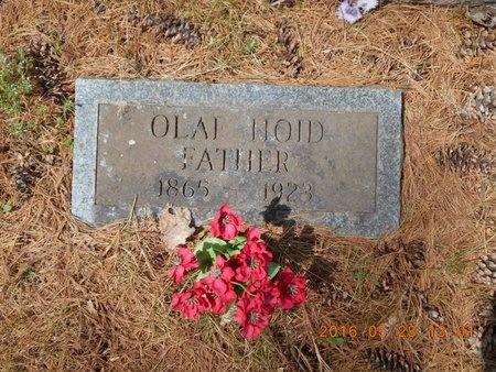 HOID, OLAF - Marquette County, Michigan   OLAF HOID - Michigan Gravestone Photos