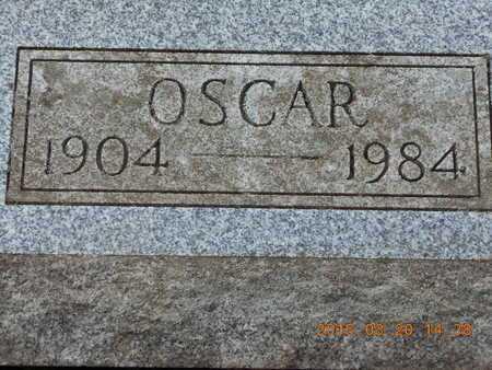 HOLM, OSCAR - Marquette County, Michigan | OSCAR HOLM - Michigan Gravestone Photos