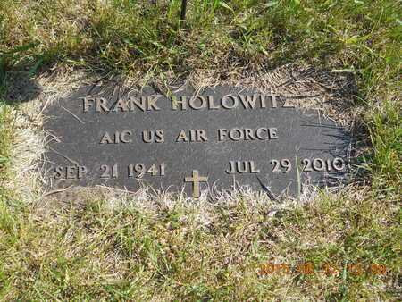 HOLOWITZ, FRANK - Marquette County, Michigan   FRANK HOLOWITZ - Michigan Gravestone Photos
