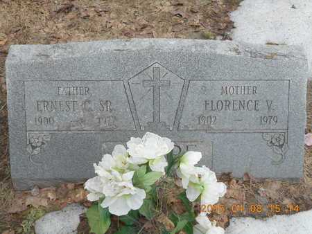 HOPPE, SR., ERNEST C. - Marquette County, Michigan | ERNEST C. HOPPE, SR. - Michigan Gravestone Photos