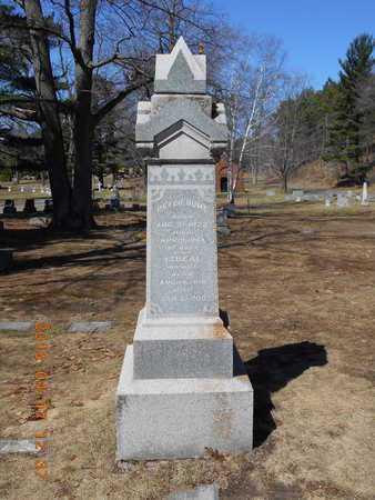 HUME, FAMILY - Marquette County, Michigan | FAMILY HUME - Michigan Gravestone Photos