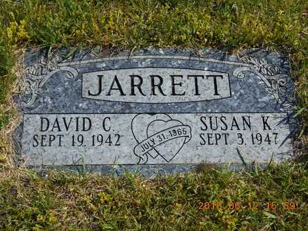 JARRETT, SUSAN K. - Marquette County, Michigan | SUSAN K. JARRETT - Michigan Gravestone Photos