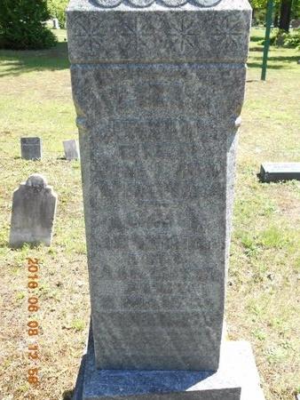 JENNINGS, ALMA B. - Marquette County, Michigan | ALMA B. JENNINGS - Michigan Gravestone Photos