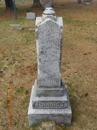 JENNINGS, FAMILY - Marquette County, Michigan | FAMILY JENNINGS - Michigan Gravestone Photos