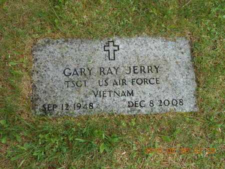 JERRY, GARY RAY - Marquette County, Michigan | GARY RAY JERRY - Michigan Gravestone Photos