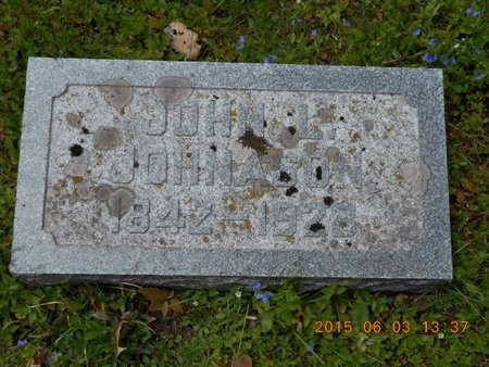 JOHNASON, JOHN L. - Marquette County, Michigan   JOHN L. JOHNASON - Michigan Gravestone Photos