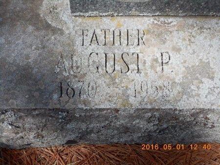 JOHNSON, AUGUST P. - Marquette County, Michigan | AUGUST P. JOHNSON - Michigan Gravestone Photos