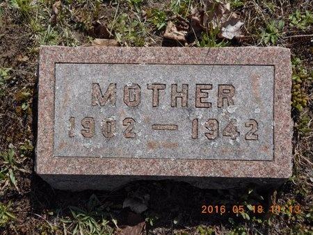 JOHNSON, ANNA IRENE - Marquette County, Michigan | ANNA IRENE JOHNSON - Michigan Gravestone Photos